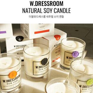 韓國 W-DRESSROOM 香氛蠟燭 200g