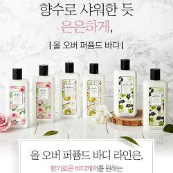 韓國 MISSHA All Over 身體香水香氛沐浴乳 330ml