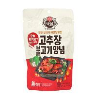 中秋節烤肉醬推薦到韓國 CJ 辣炒烤肉調味醬料理包 150g就在幸福泉平價美妝推薦中秋節烤肉醬