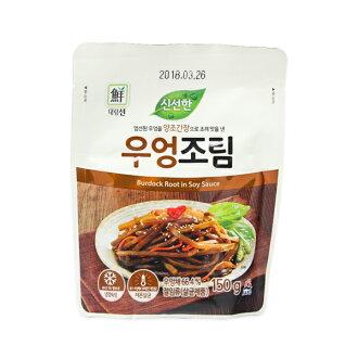 韓國 SAJO 涼拌牛蒡絲 150g
