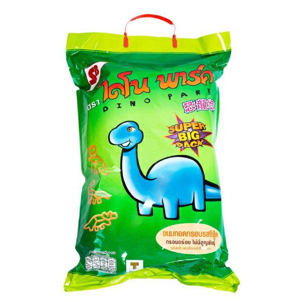 幸福泉平價美妝:泰國DinoPark恐龍谷恐龍餅乾(海鮮口味)300g限宅配寄送