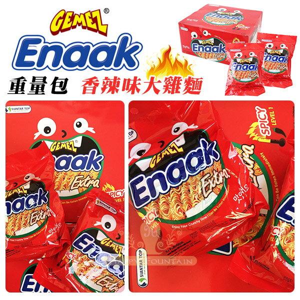 韓式Enaak重量包香辣味大雞麵(盒)