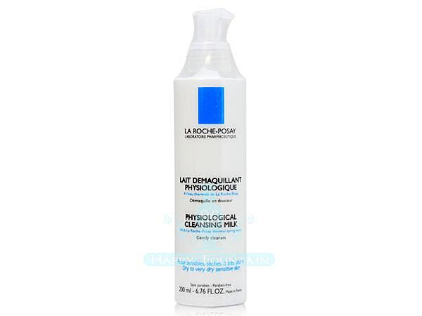 【公司貨】理膚寶水 LA ROCHE-POSAY 舒緩保濕高效卸妝乳 200ml