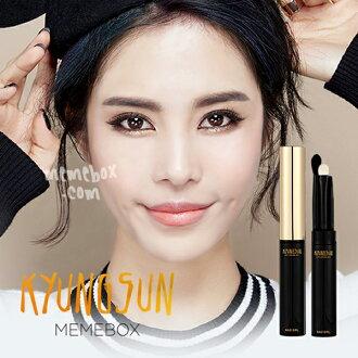 韓國 KYUNG SUN X MEMEBOX BAD GIRL 刷具組(眼影+眼線+混色刷)