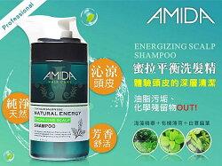 Amida 蜜拉 平衡去脂洗髮精 250ml