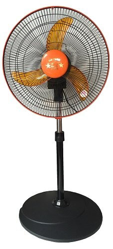 【豪上豪】雙星16吋360度立扇/涼風扇