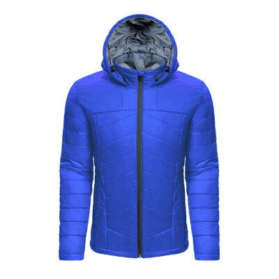 【H.Y SPORT】GOHIKING 男Primaloft 防潑水保暖外套GH172MJ20148/56海軍藍/橄欖綠