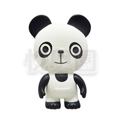 Toy Royal 樂雅 軟膠玩具-熊貓【悅兒園婦幼生活館】