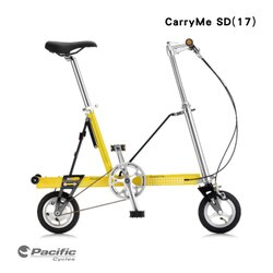Pacific CarryMe SD(17) 折疊車 | 城市綠洲(自行車、腳踏車、都市生活最方便 簡便搭乘捷運公車)