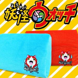 美麗大街【20160130011】妖怪手錶 吉胖貓 記憶枕 枕頭 靠枕