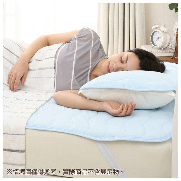 枕頭保潔墊 DRYKNIT Q 19 BL NITORI宜得利家居 2