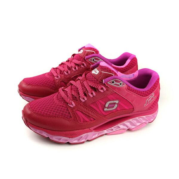 SKECHERSSRR系列運動鞋慢跑鞋女鞋桃紅色88888037RASno816