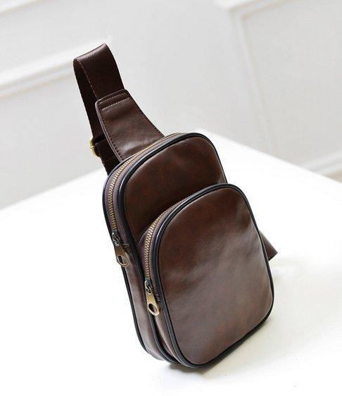 【JP.美日韓】商務 電腦胸包 郵差包 側背包 腰包 小包 迷彩包 經典小包 皮包