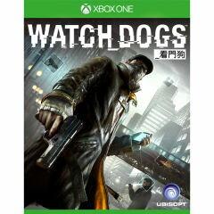 現貨供應中 亞洲中文版  [限制級] XBOX ONE 看門狗/Watch Dogs