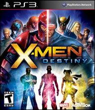 [輔導級] PS3 X 戰警:天命 亞洲英文版