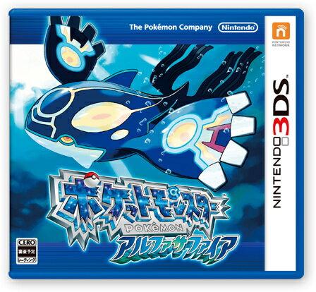 日規機專用軟體 [普通級] 3DS 神奇寶貝 起源藍寶石