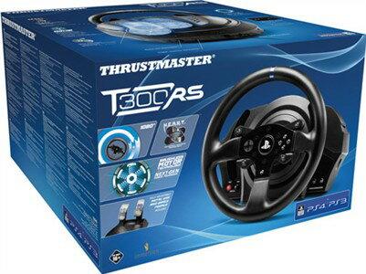 現貨供應中 公司貨 一年保固 [PS3 周邊] PS3/PS4 Thrustmaster T300 RS 方向盤