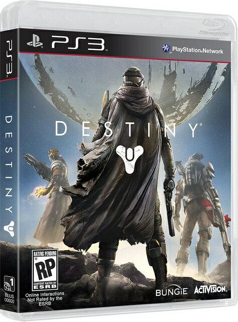 現貨供應中 亞洲英文版 含1個月PLUS會籍 [限制級] PS3 天命 / Destiny