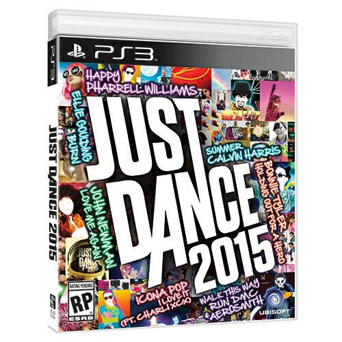 預購中 10月23日發售 亞洲英文版 [普通級] PS3 舞力全開 2015 [PS3 MOVE專用軟體]