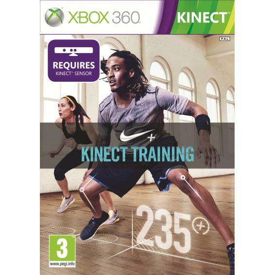[普通級] XBOX360 Nike + Kinect 訓練 [KINECT 專用遊戲] 亞洲英文版