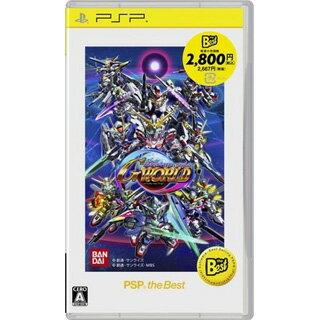 [普通級] PSP SD 鋼彈 G 世代 新世界 亞洲日文版