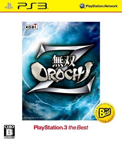 [輔導級] PS3 無雙 OROCHI Z BEST版 亞洲日文版