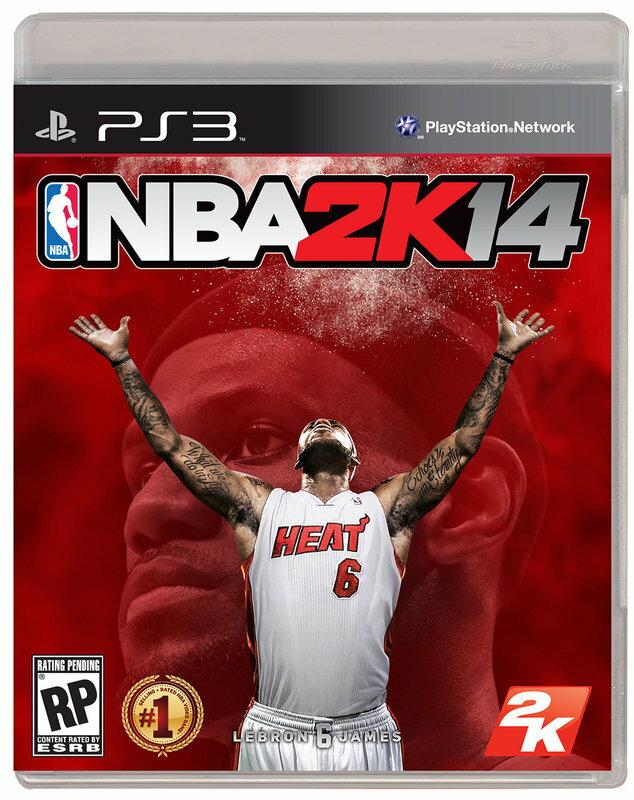 現貨供應中 [普通級] PS3 NBA 2K14 亞洲中文版