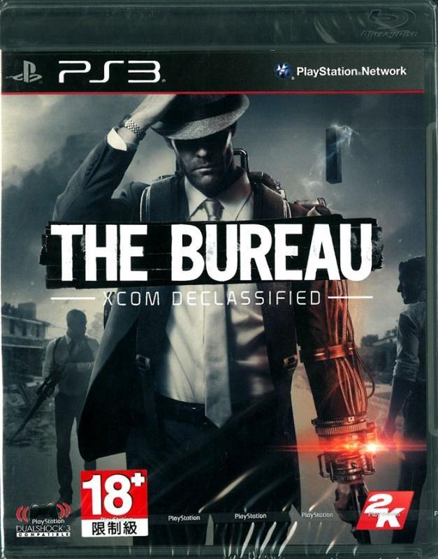 現貨供應中 亞洲英文版 [限制級] PS3 當局解密:XCOM