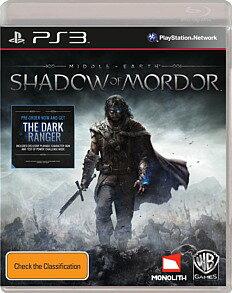 預約中 11月18日發售 英文版 [限制級] PS3 中土世界:魔多之影 鐵盒限定版