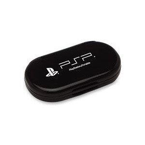 [PSP周邊] HORI UMD8入收納盒 黑色