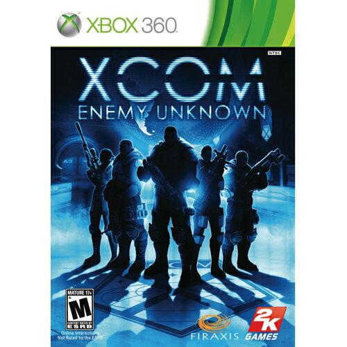現貨供應中 亞洲英文版 [限制級] XBOX360 XCOM:未知敵人
