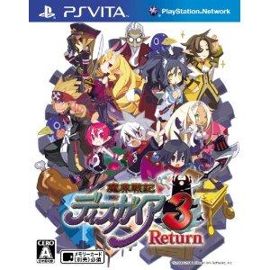 [普通級] PSVITA 魔界戰記 3 Return [PS Vita軟體] 亞洲日文版