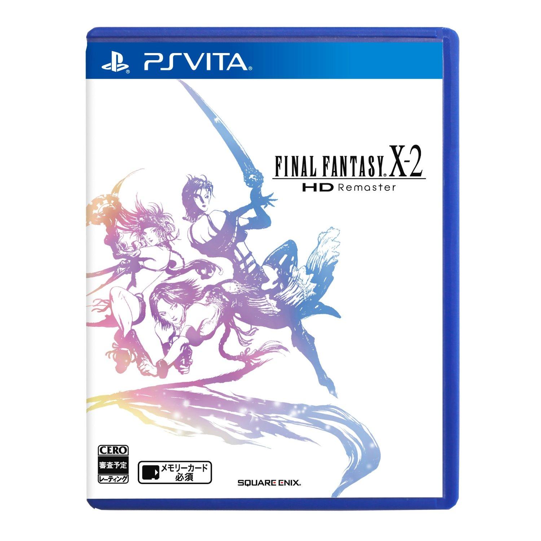 現貨供應中 中文版 [輔導級] PSV Final Fantasy X-2 HD Remaster 太空戰士 X-2 HD版