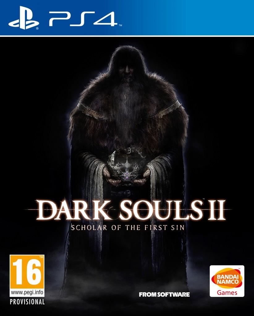 現貨供應中 中英文合版   [限制級] PS4 黑暗靈魂2 原罪哲人