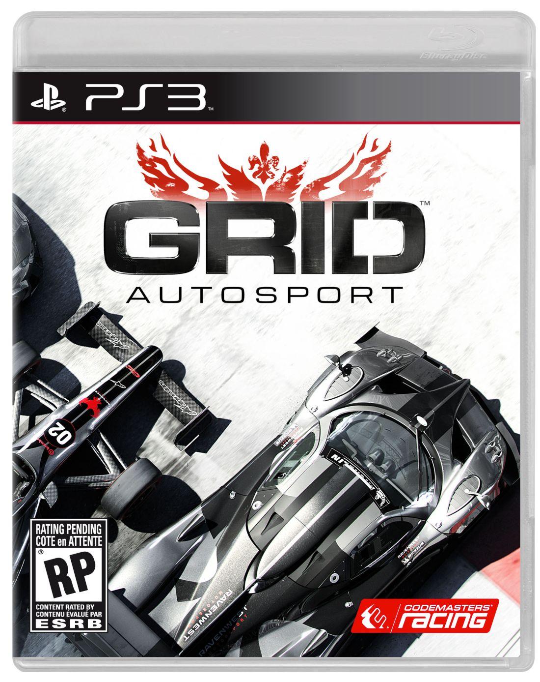 預購中 6月26日上市 亞洲英文版 [普遍級] PS3 極速房車賽:競速賽事