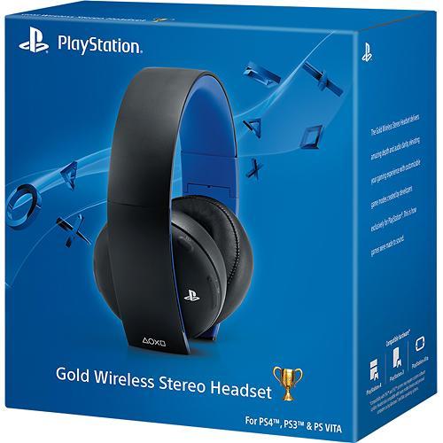 現貨供應中 公司貨 一年保固 [PS4 周邊] PS4 無線立體聲耳機組