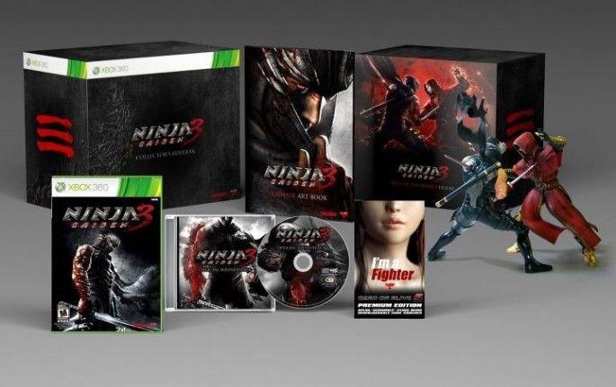 [限制級] XBOX360 忍者外傳 3 典藏版 亞洲中文版