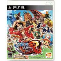 預購中 7月3日發售 亞洲中文版 [輔導級] PS3 航海王 無限世界:赤紅