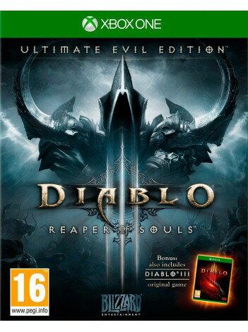 現貨供應中 英文版 [限制級] XBOX ONE 暗黑破壞神3:終極邪惡版