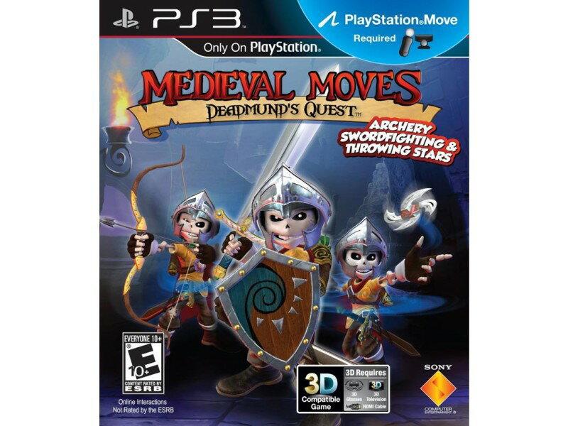 [普通級] PS3 骷髏王子歷險記 [Move 專用] 亞洲中文版