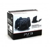 [PS3周邊] PS3 原廠專用手把座充 (日本原裝貨)