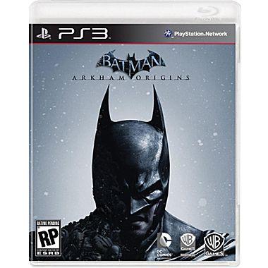 現貨供應中 亞洲英文版 [限制級] PS3 蝙蝠俠:阿卡漢始源