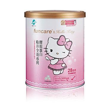 船井 全效專利膠原蛋白(Hello Kitty珍珠限定款) 196g/罐(即期有效期限至2017.5.15