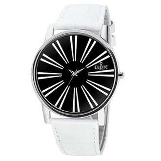 CLOIE 活力無限時尚腕錶-黑/43mm CL10025-CA04
