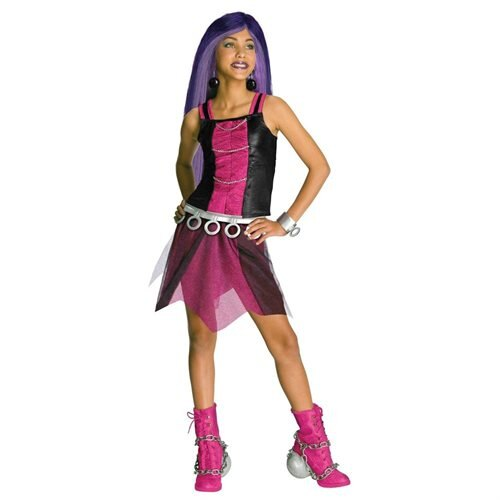 Monster High Spectra Vondergeist Child Halloween Costume - Size: Large 0
