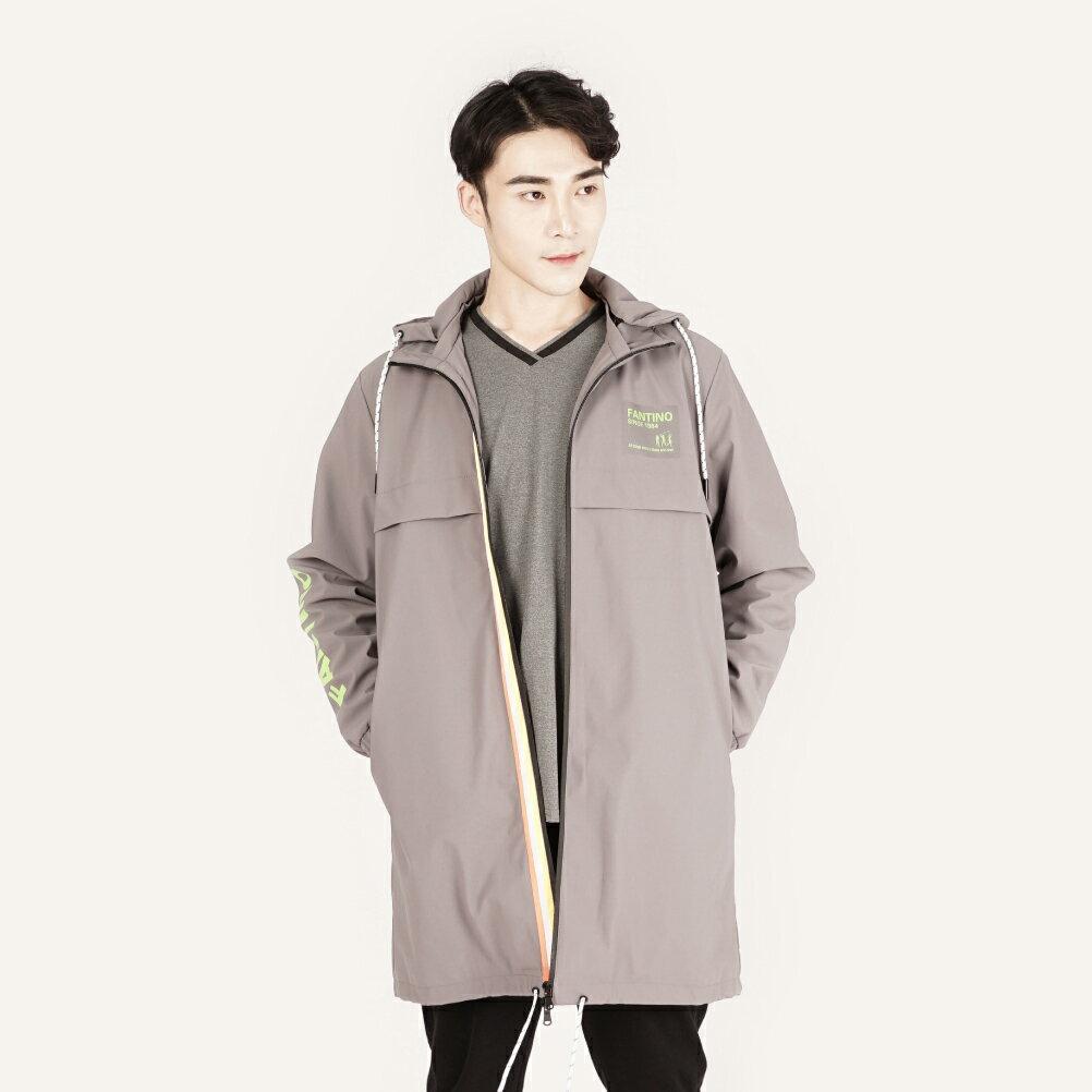 【FANTINO】外套(男)-灰 945332 0