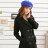 大衣外套--營造自信時尚雙排釦西裝領內刷毛收腰外套 / 大衣(黑.灰S-2L)-J87眼圈熊中大尺碼 - 限時優惠好康折扣