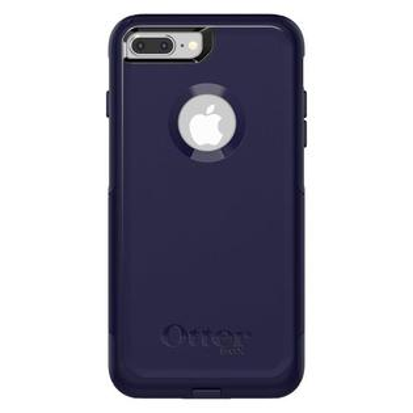 貝殼嚴選:【貝殼】OtterBoxCommuterSeries通勤者iPhone8iPhone7手機殼防摔殼-默藍