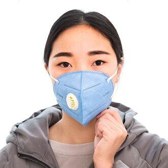 防塵透氣立體口罩 (不挑色)