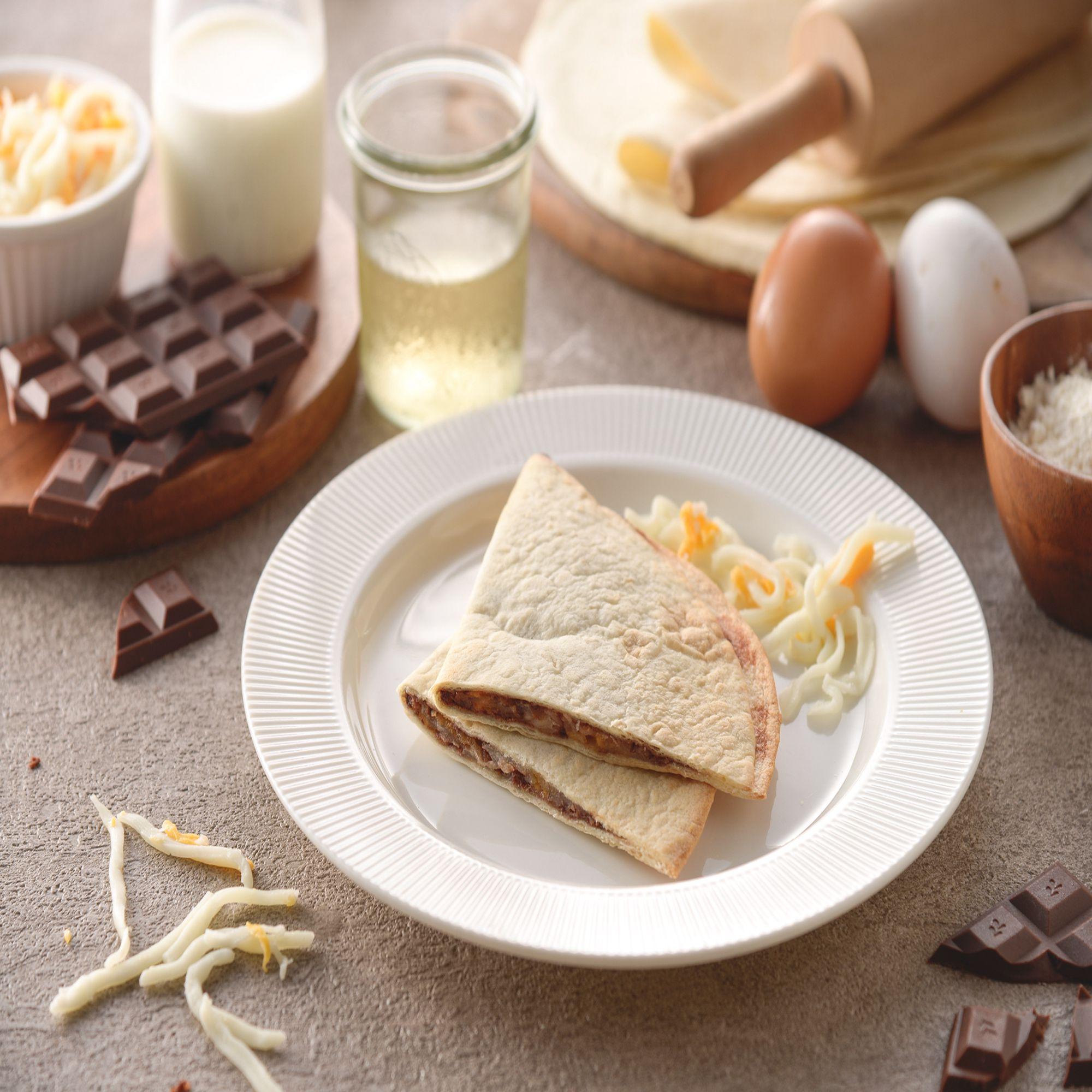 低卡脆皮義式起司烤餅【甜口味|10入】 加熱點心 微波食品 簡單料理 17新鮮美味坊